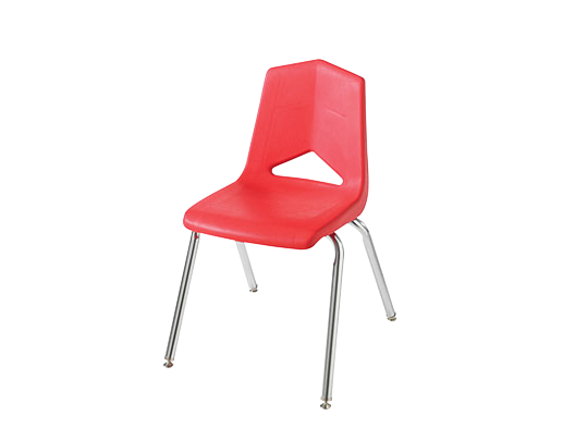 Royal ® 1100 4-Leg Chair with or without Casters