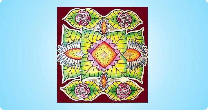 Magnificent Mandalas Lesson Plan - School Specialty